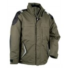 Parka de travail Cyclone Taupe