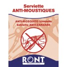 COMPRESSE ANTI-MOUSTIQUE