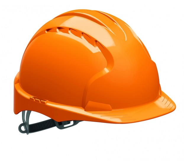 CASQUE DE CHANTIER EVO 2 ORANGE