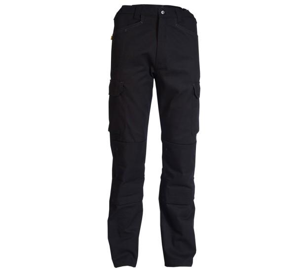 """Sécurité-Site T2 Outil De Travail Pantalon Homme Pantalon Cargo 245gsm 42/"""" Reg gris//noir"""