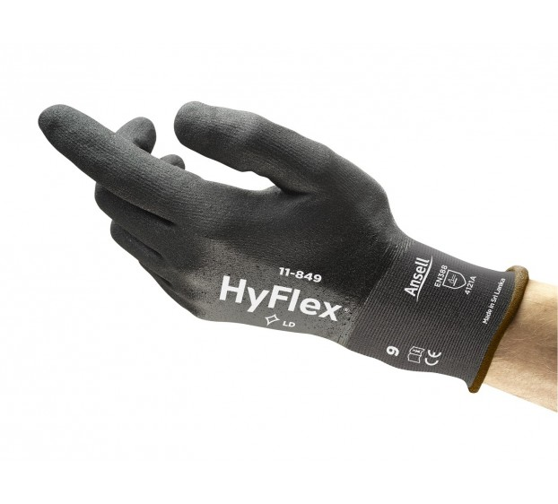 GANTS MANUTENTION HYFLEX 11-849