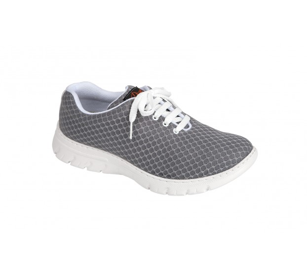 CHAUSSURES BASSES CALPE GRIS