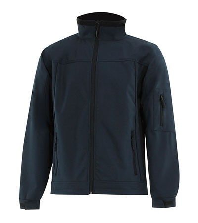 Worker Amovibles Manches Veste Softshell Craft Navy R4wqAvFA