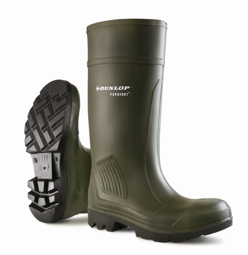 Purofort Dunlop Travail Bottes Securite De tnxwqgaAO