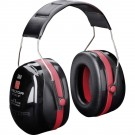 CASQUE ANTI-BRUIT OPTIME III NOIR H540A