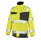 BLOUSON HV FLUO ADVANCED JAUNE FLUO/GRIS