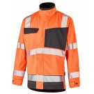BLOUSON DE TRAVAIL HV FLUO ADVANCED ORANGE FLUO/GRIS