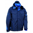 VESTE SOFTSHELL TECKA BLEU NAVY/ROYAL