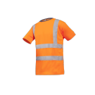 T-shirt Ameno Orange Fluo
