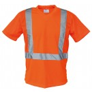 T-shirt HV Pivot Orange