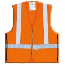 GILET HAUTE VISIBILITE CONFORT ORANGE