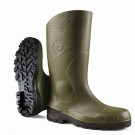 BOTTES DEVON FULL SAFETY GREEN BLACK