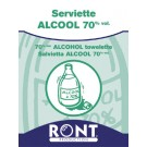 COMPRESSE ALCOOL