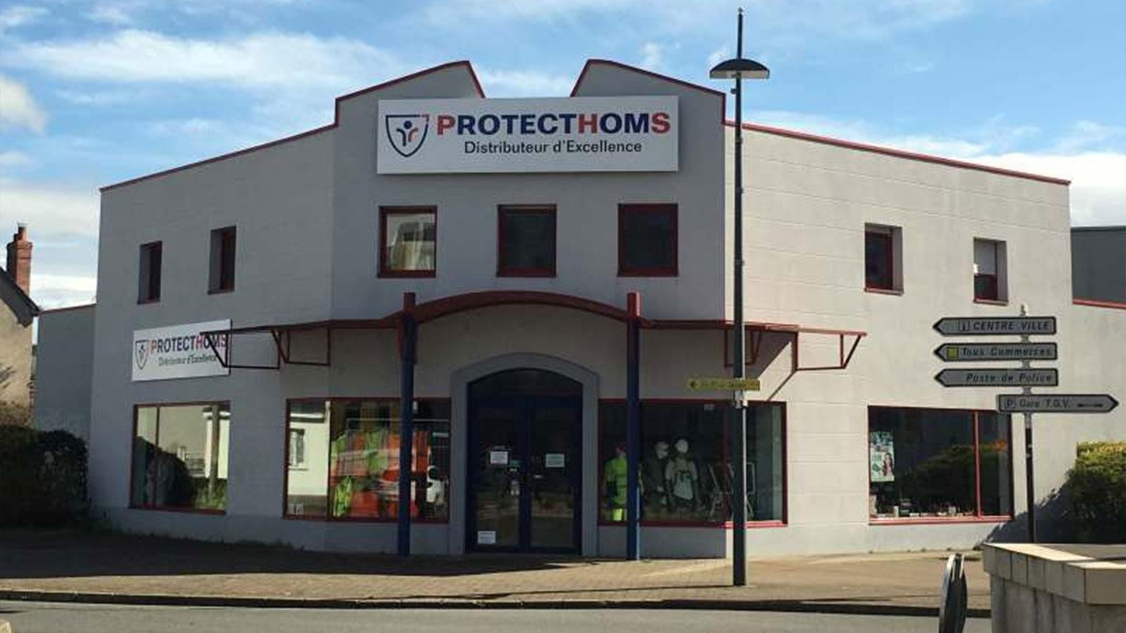 protecthoms fournisseur gants casques